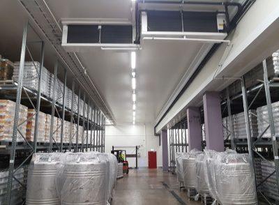 Industrikjøling og rom